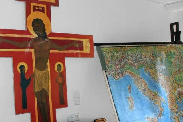 Kreuz und Schule – (fast) kein Thema