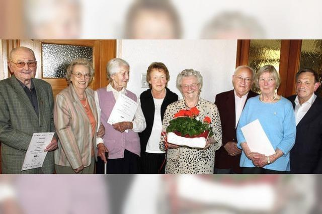 VdK freut sich über acht neue Mitglieder
