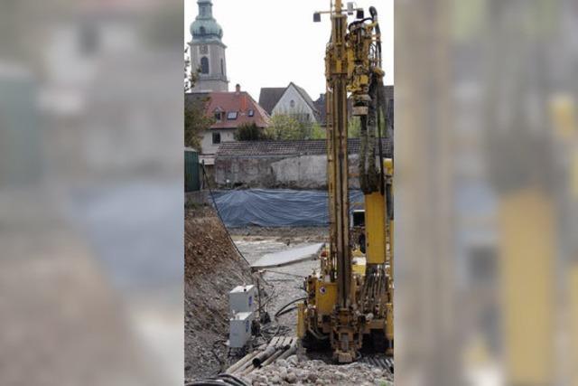 Geothermie-Bohrung macht Hausbesitzer unruhig