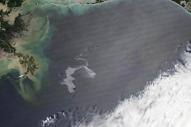 Ölfilm im Golf von Mexico: Düstere Aussichten
