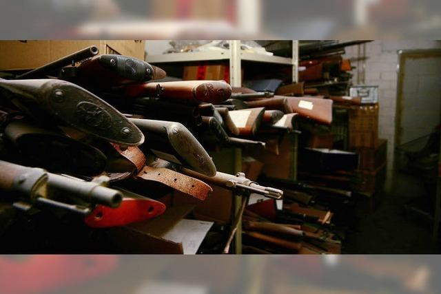 Erneute Amnestie für Waffenbesitzer?