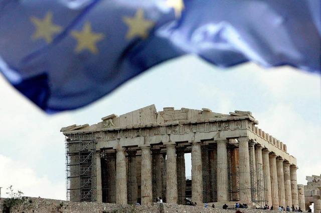 Die Griechen brauchen noch mehr Geld