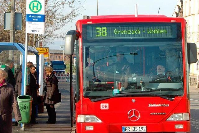38-er fährt auch abends nach Basel und zurück