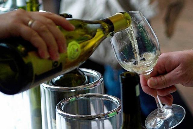 Riegel: Weingenuss und Kunst begegnen sich