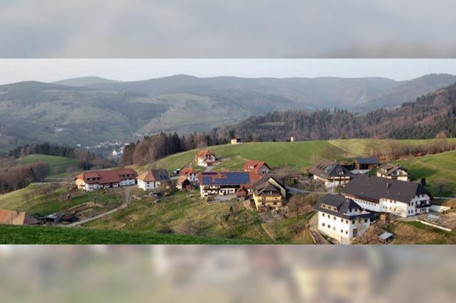 Teilnahme an Bioenergiedorf-Studie