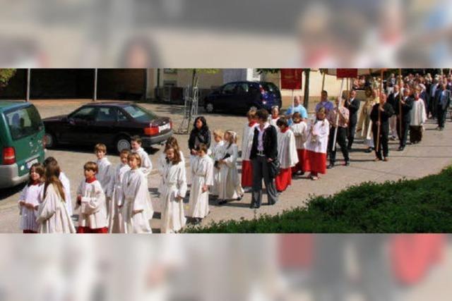 Gedenken an Sankt Georg