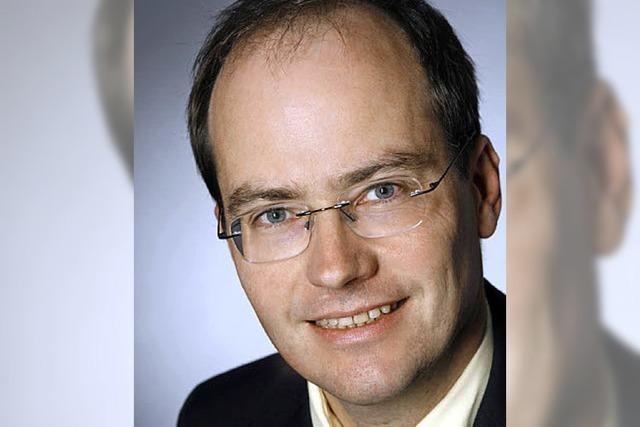 Christian Renkert will Zweitkandidat werden