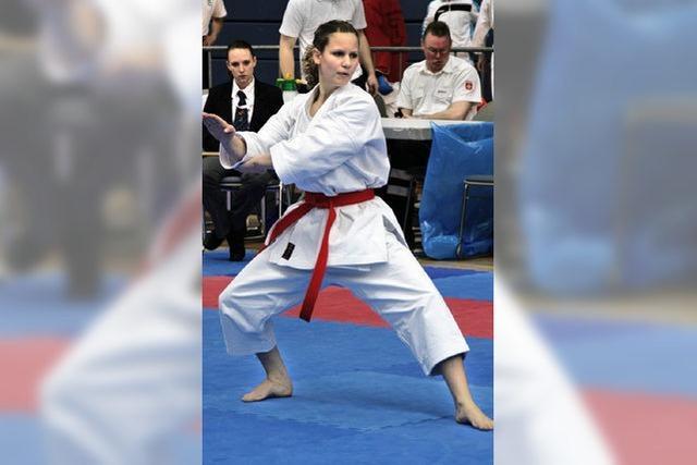 Zweimal Bronze für Karatekas