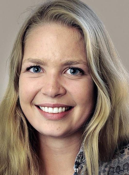 Anne-Kathrin Rauch  | Foto: Schneider