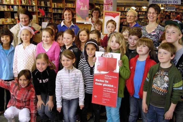 100 Bücher für benachteiligte Kinder