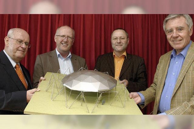 Vacono-Dome geht auf Reise