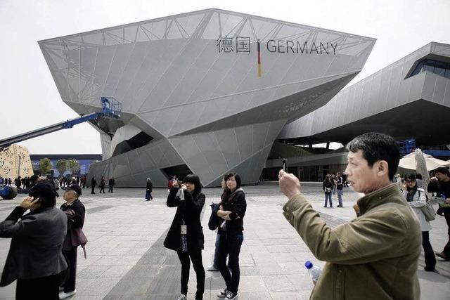 Expo Schanghai: Weltmarkt der Eitelkeiten