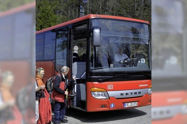 Wieder Schauinslandbus