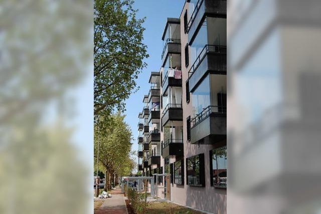 Modernes Wohnen in Haslach