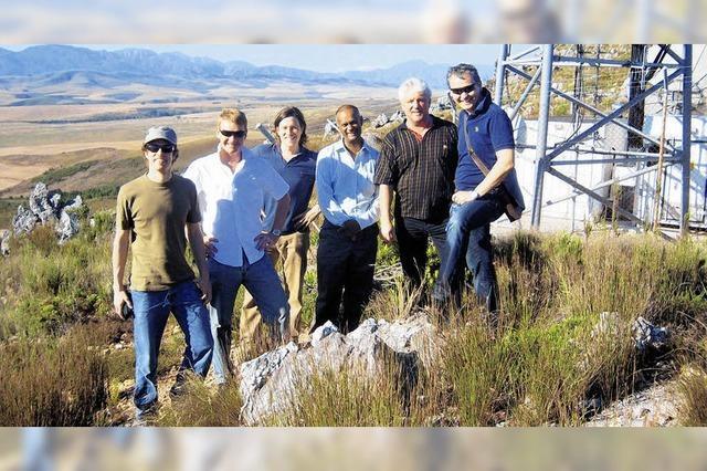 Windenergiepark am Kap