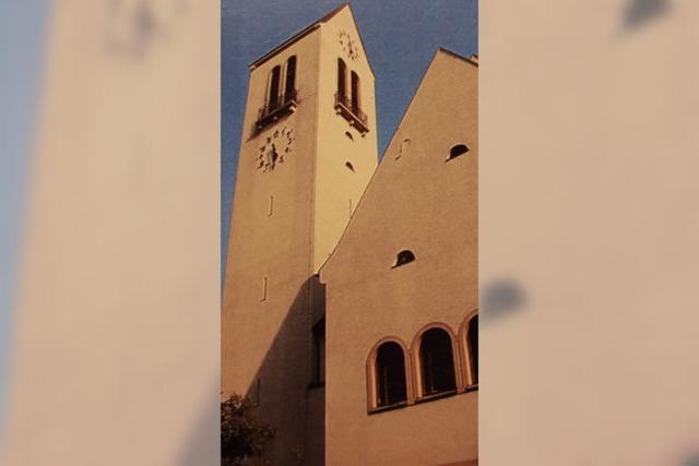 Ein Gottesdienst für die Kirchenmusik