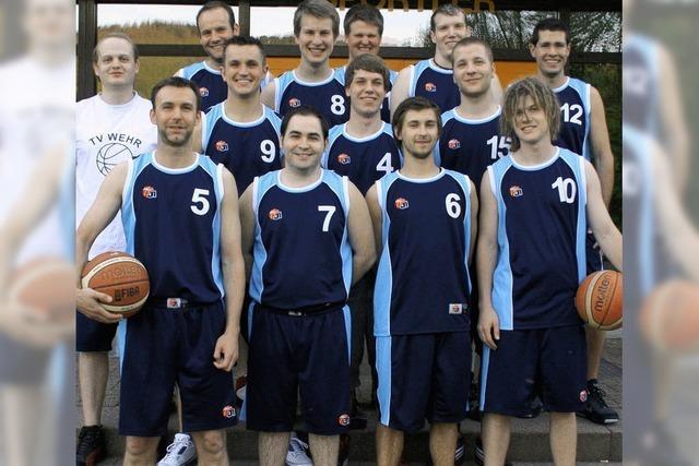 Wehrer Basketballer feiern größten Erfolg in der Vereinsgeschichte