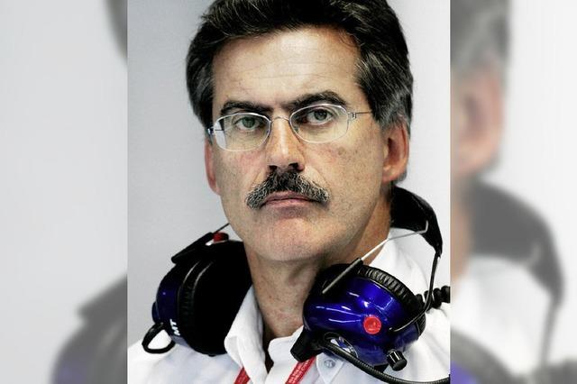 Raus aus der Formel 1, rein in die DTM