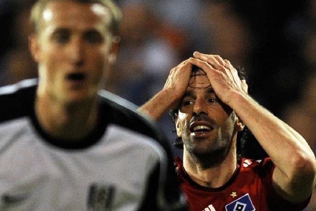 HSV verpasst Finale der Europa League