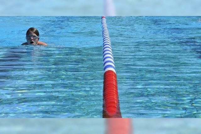 Strandbad macht am 2. Mai wieder zu