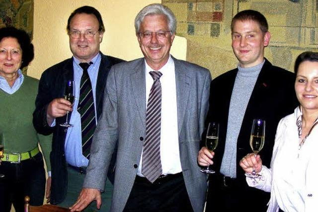 Generationswechsel in Herderns CDU