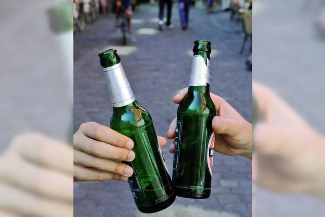 Alkoholverbot auf Plätzen: Wenn, wenn die WM kommt