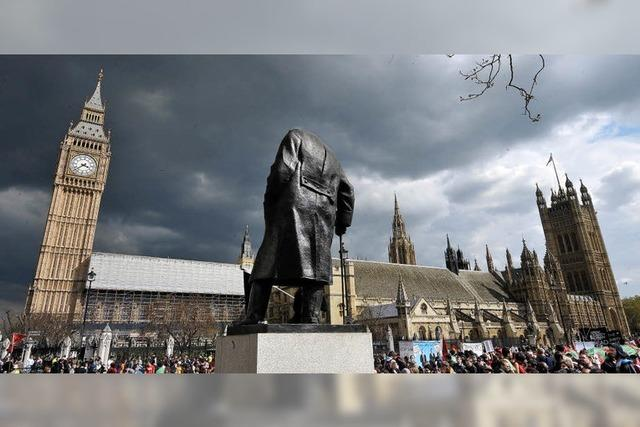 Spardruck: Den Briten steht ein Schock bevor
