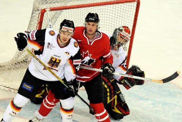 Klare Sache: Kanada schlägt Deutschland mit 4:1