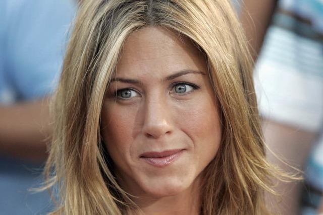 Video: Jennifer Aniston will alle überstrahlen