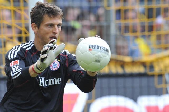Löw holt FC Bayerns Butt
