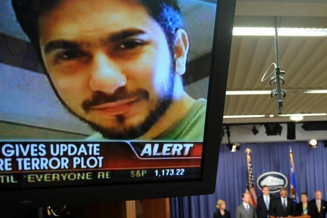 Video: New Yorker Bombenleger wird angeklagt