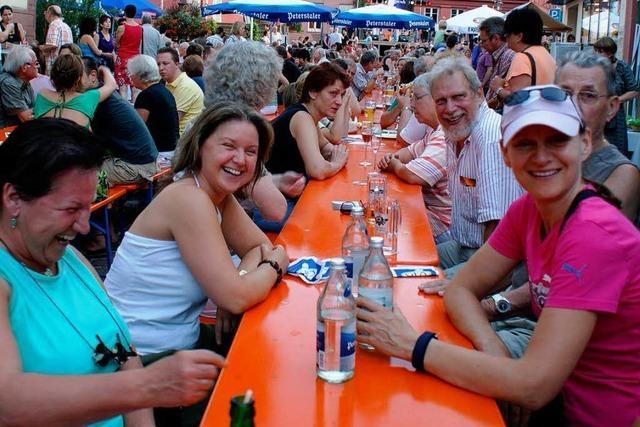 After-Work-Party heute Abend in Ettenheim abgesagt