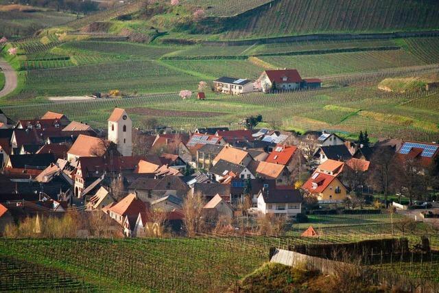 Bischoffingen feiert 1000-jähriges Bestehen mit Gassenfest und Umzug