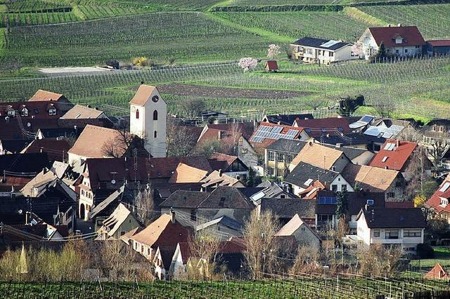 Festumzug durch das Dorf