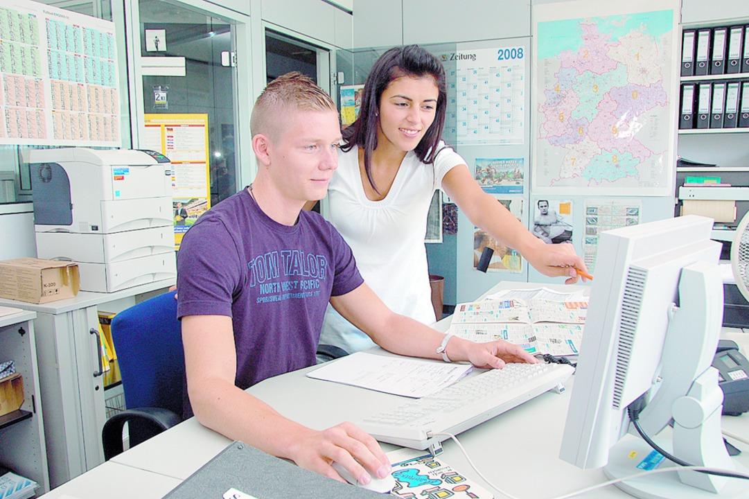 Badische Zeitung Ausbildung