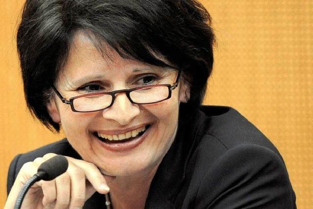 Marion Schick macht sich schon Feinde