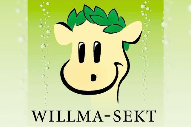 Anstoßen mit Willma