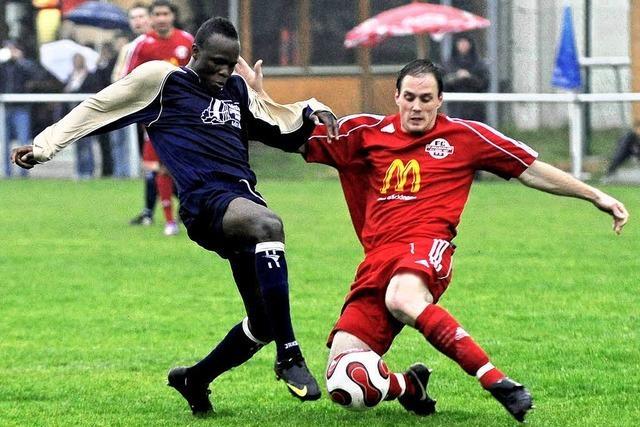 1:5-Klatsche für FC Bad Säckingen