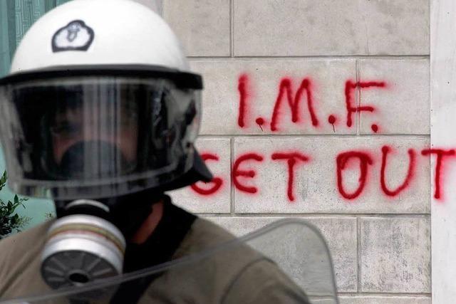 Schäuble appelliert an SPD – Schockstarre in Athen