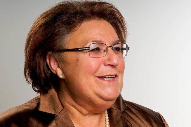 Gabi Schindler soll Ortsvorsteherin werden