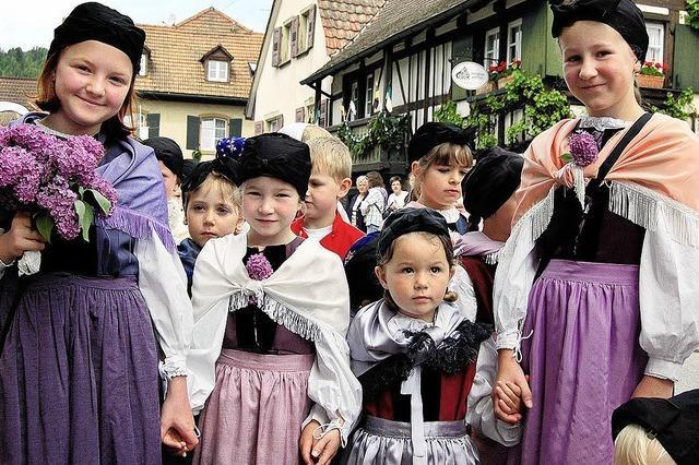 Hausen feiert Johann Peter Hebel
