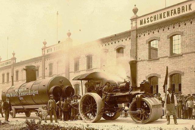 Firmengeschichte ist die der Stadt
