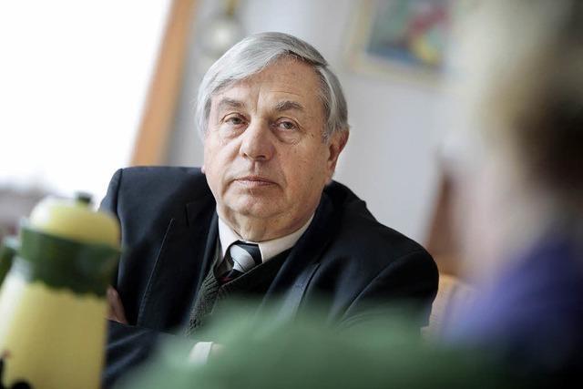 """Dekan Gerhard Vetterle: """"Ich bin ein Kind des Konzils"""""""
