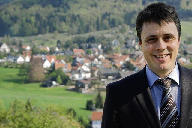 """Bürgermeister Markus Rees: """"Ich möchte vieles gestalten"""""""