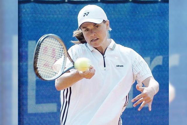 Jana Lubasova soll für viele Punkte sorgen
