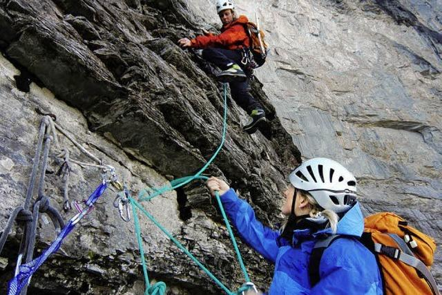 Bergsteigen extrem – mehr als eine Passion