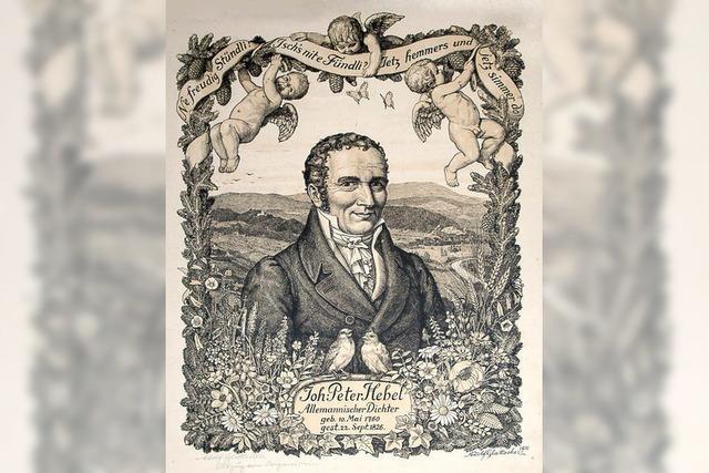 Johann Peter Hebel: Alemanne von Welt