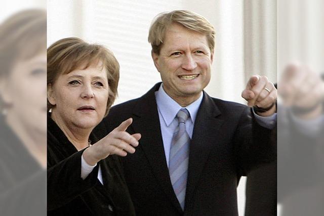 Merkels Mann für die Medien wird Intendant