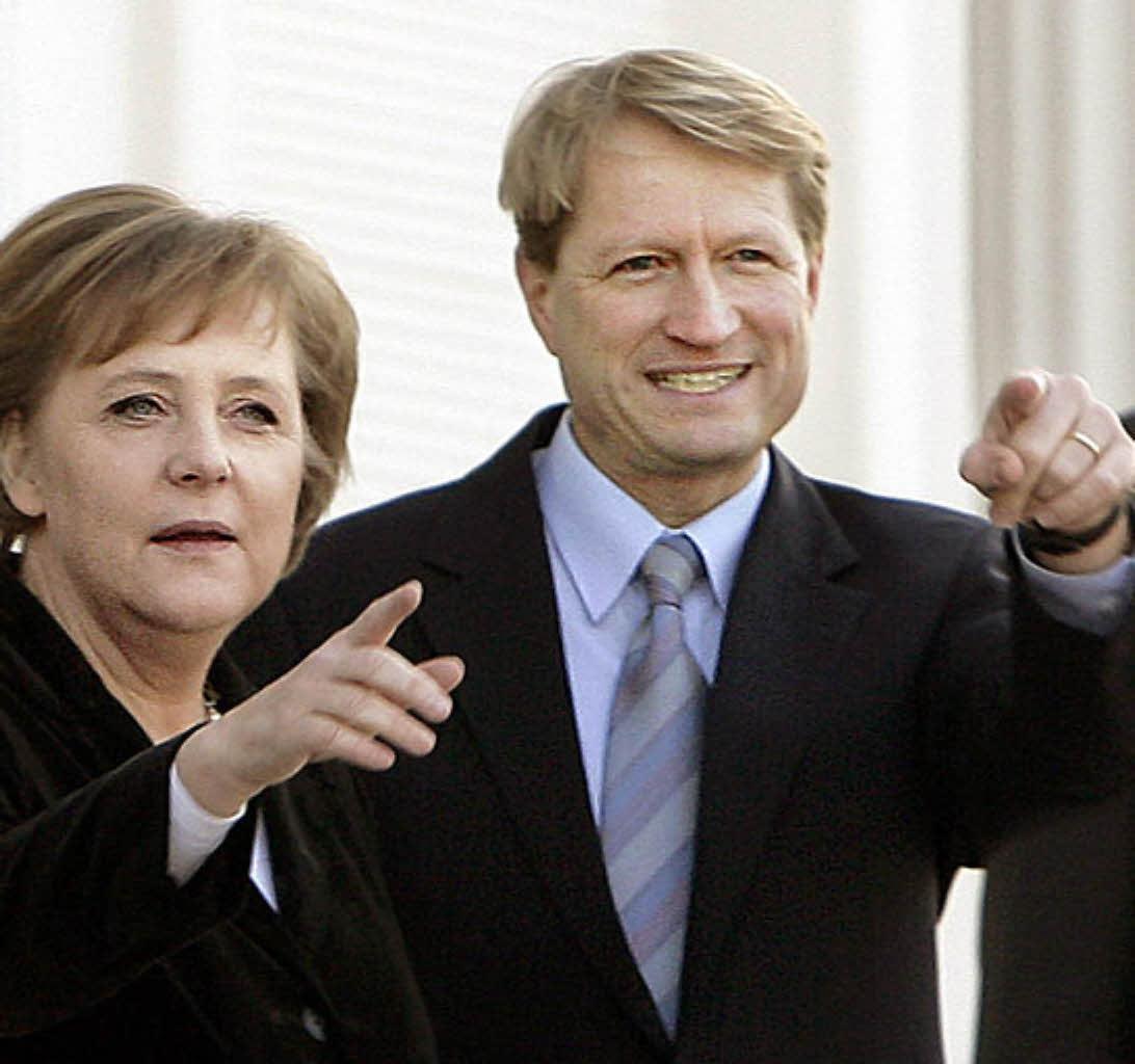 Der Mann Von Angela Merkel