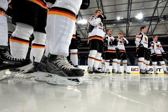 Eishockey-WM startet – Deutschland gegen USA